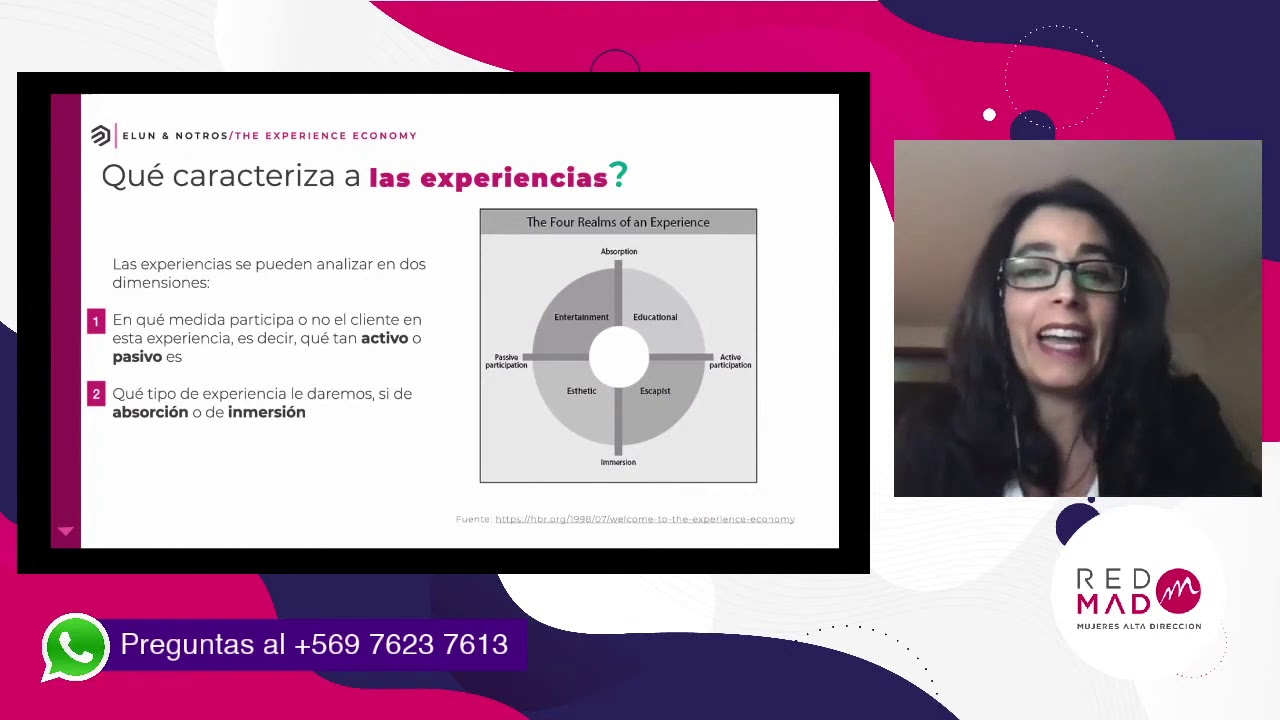 The Experience economy El mayor valor de darle a mis clientes exactamente lo que quieren