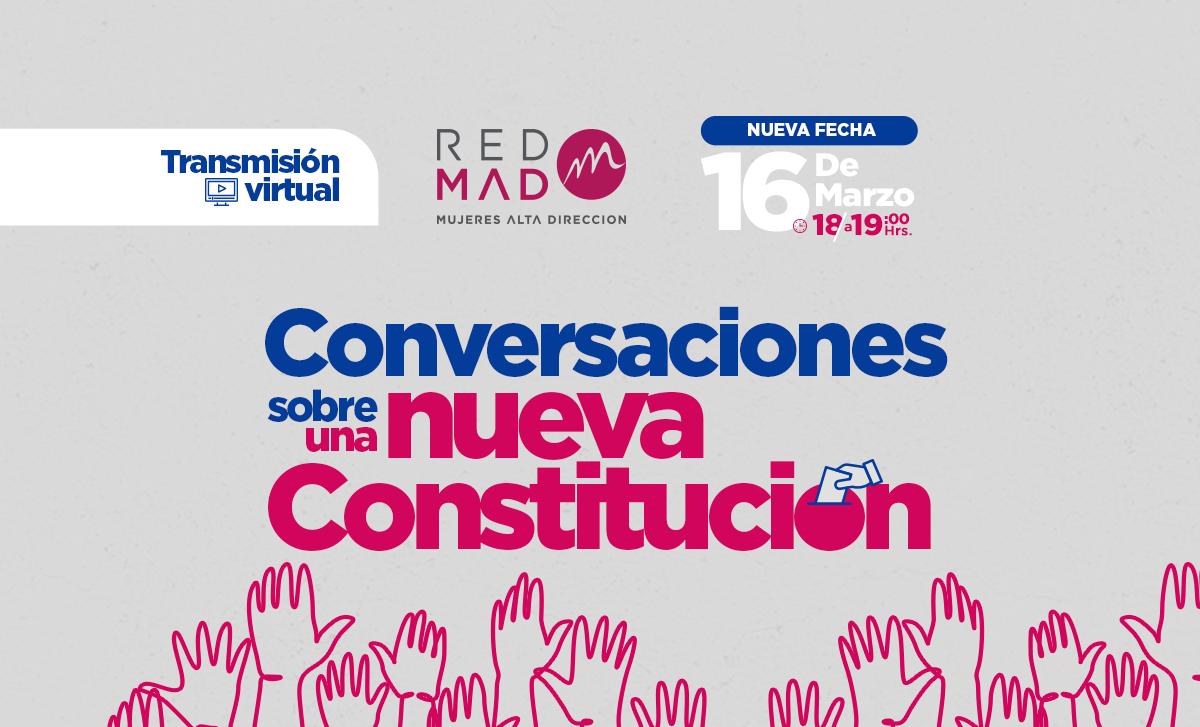 CONVERSACIONES SOBRE UNA NUEVA CONSTITUCIÓN